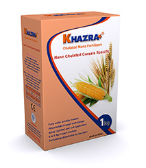Khazra Nano Chelated Fertilizer Cereals Specific