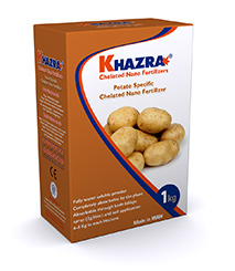 Khazra Nano Chelated Fertilizer Potato Specific