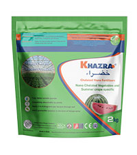 Khazra Nano Chelated Fertilizer Vegetables and Summer Crops Specific