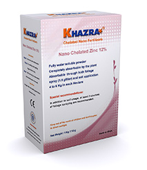 Khazra Nano Chelated Zinc Fertilizer